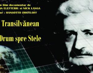Film despre savantul Hermann Oberth, azi la Casa Gazelor Naturale