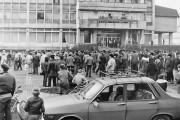 Remember: Demonstratie anticomunista a mediesenilor in 1989