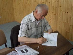 Primul volum de memorii al poetului George L. Nimigeanu