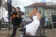 Georgia Gulea a sustinut sambata un concert la Medias