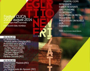 Prima editie a Festivalului CUCA din Cartisoara