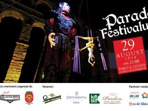 "Azi incepe Festivalul Medieval ""Cetati Transilvane"" Sibiu"