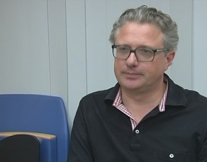 Vicepresedintele Asociatiei Hermann Oberth din Germania la Medias
