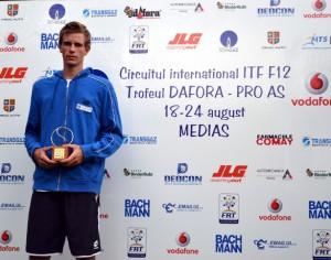 Trofeul International Dafora – ProAS a plecat in Slovacia