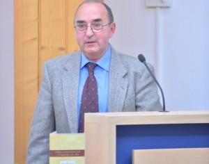 Conferinta sustinuta de dr. Ladislau Rosenberg