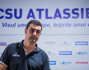 Baschet: CSU Atlassib Sibiu joaca maine, derby-ul Ardealului