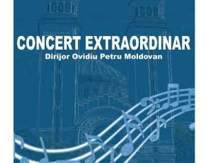 Concert coral, maine la Catedrala Ortodoxa Medias