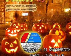 Petrecere de Halloween, marca CLT Medias