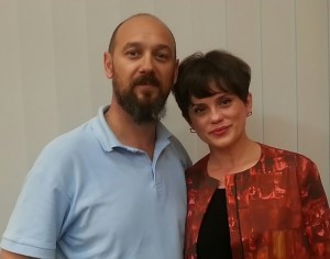 Paula Turcas si Zmeitrei vor inregistra in Smig