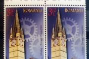 Liviu Pintican Juga vorbeste despre timbrul dedicat Turnului Trompetilor