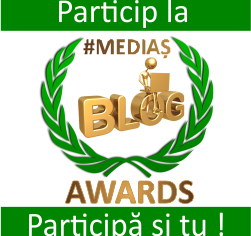 M-am inscris la Medias Blog Awards 2014