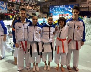 Lista completa a castigatorilor Ippon Medias la campionatele mondiale