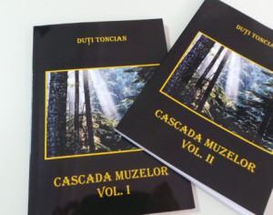 """Lansarea volumelor """"Cascada Muzeelor"""""""