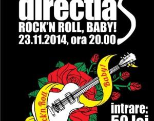 Castiga un bilet la concertul Directia 5 la Medias