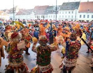 Festivalul National al Datinilor si Obiceiurilor la Sibiu