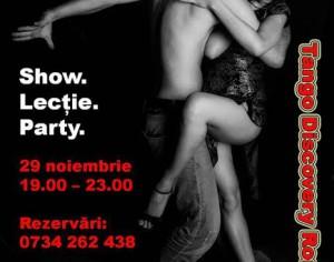 Show de Tango Argentinian la Medias