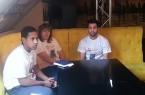 Conferinta de presa Eric de Oliveira si Paul Parvulescu