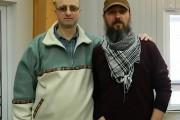Istoricul Dan Ramf si veteranii celui de-al Doilea Razboi Mondial