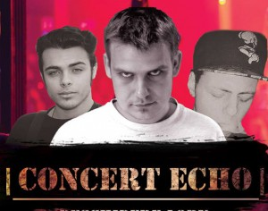 Concert ECHO in The Place