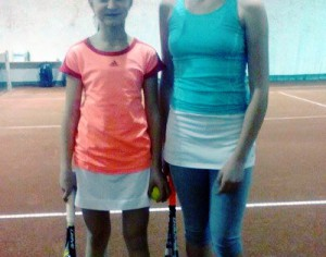 Alexia Preda si Ioana Luca, locul 2 la Cupa Pamira