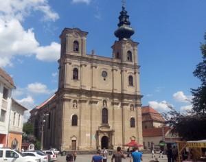 250 de ani de la construirea  Bisericii Armene din Dumbraveni (video)