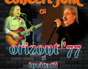 Concert Orizont`77 la Joben Club and Lounge