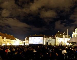 Maine incepe TIFF Sibiu 2015