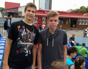 Baschet: Mediasul are doi reprezentanti in lotul national de baschet – juniori U 15