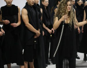 Feeric Fashion Days Sibiu: Prezentarea mediesencei Andra Handaric