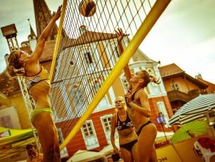 Galerie foto: Beach Volleyball Sibiu Sands 2015