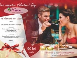 Cina romantica  de Valentine`s Day