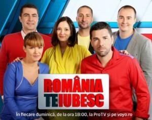 """Editie speciala """"Romania, te iubesc!"""", in Duminica Floriilor"""