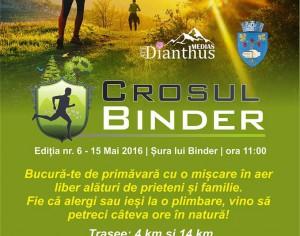 Crosul Binder, editia 2016