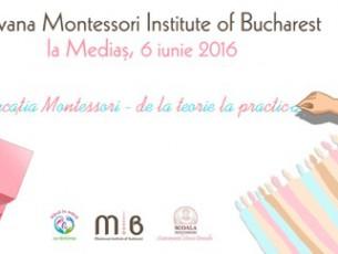 """Castiga o invitatie la atelierul """"Educatia Montessori – de la teorie la practica"""""""