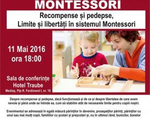 """Castiga o invitatie la prima conferinta """"Montessori pentru Parinti"""""""
