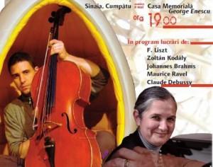 Concert cameral la Casa Schuller