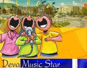 Concursul Deva Music Star, pentru tinere talente