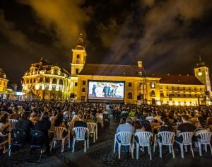 Peste 15.000 de spectatori la editia aniversara TIFF Sibiu