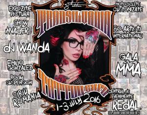 Curs de tatuaje la Transilvania Tattoo Expo