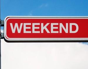Ce facem in weekend?