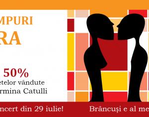 """Organizatorii Festivalului Icon Arts se alatura campaniei """"Brancusi e al meu"""""""