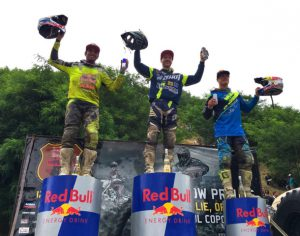 Graham Jarvis castiga al cincelea titlu la Red Bull Romaniacs
