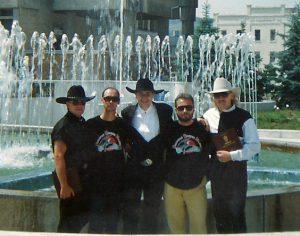 Remember: 20 de ani de la turneul promotional Cripple Creek Band (part 1)