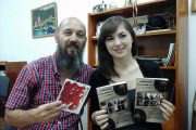 Ioana Vintu, din nou acasa (video)