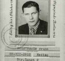 Bruno Holzträger: 100 de ani de la nasterea handbalistului