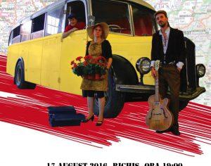 O trupa de teatru din Cehia poposeste la Medias