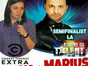 Regal de stand up comedy la Medias