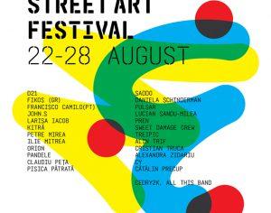 Artisti medieseni, la Sibiu International Street ART Festival 2016