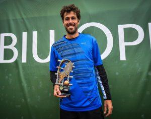 Robin Haase, noul campion la Sibiu Open