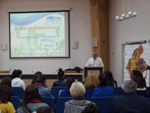 Ziua Mondiala a Geologiei a fost marcata la Medias
